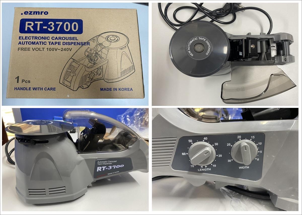 Máy cắt băng keo tự động Ezmro RT-3700